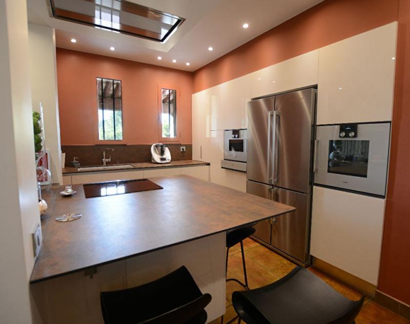 Revenda residencial de prestígio casa Morieres les avignon 655000€ - Fotografia 8