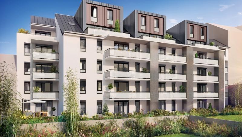 Location appartement Grenoble 709€ CC - Photo 1