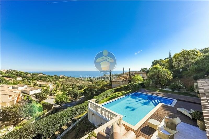 Deluxe sale house / villa Sainte maxime 1895000€ - Picture 1