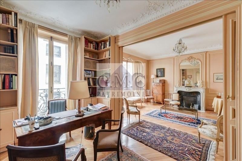 Revenda residencial de prestígio apartamento Paris 7ème 1965000€ - Fotografia 3