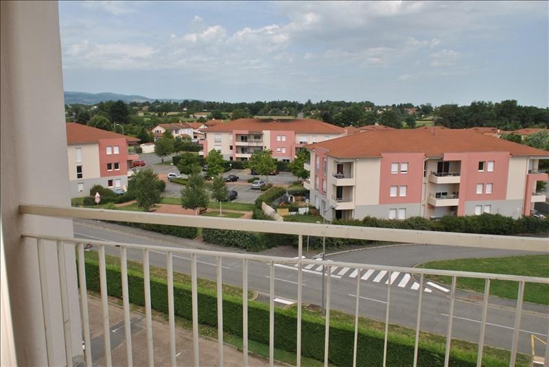 Rental apartment Riorges 550€ CC - Picture 2