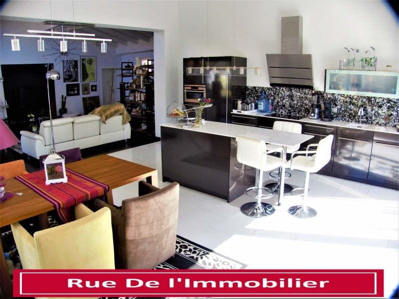 Sale house / villa Oberhoffen sur moder 494500€ - Picture 2