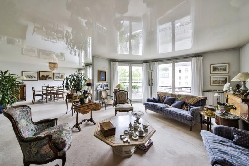 Immobile residenziali di prestigio appartamento Boulogne-billancourt 2200000€ - Fotografia 1