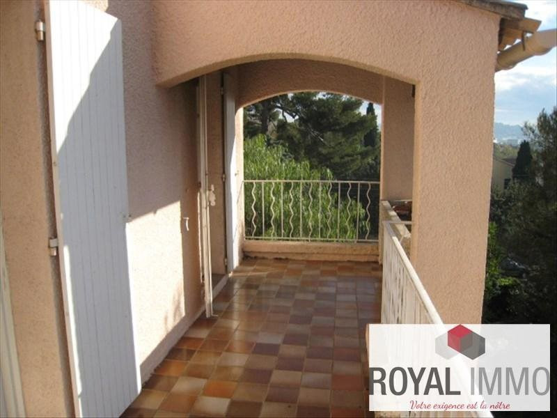 Rental apartment Toulon 730€ CC - Picture 1