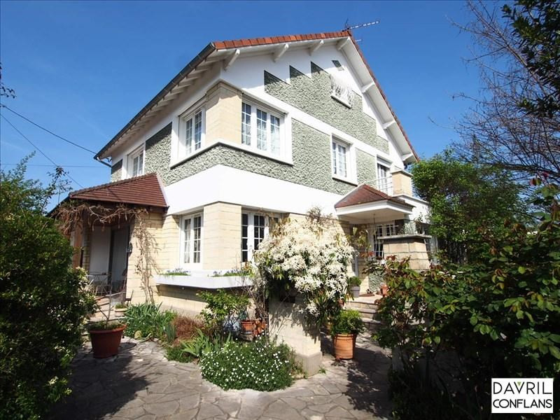 Sale house / villa Conflans ste honorine 548 000€ - Picture 9