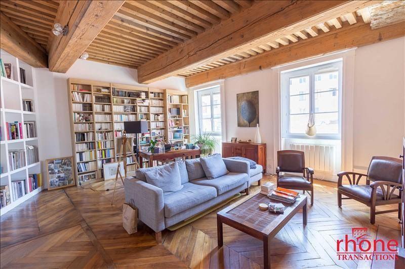 Vente de prestige appartement Lyon 1er 555000€ - Photo 1