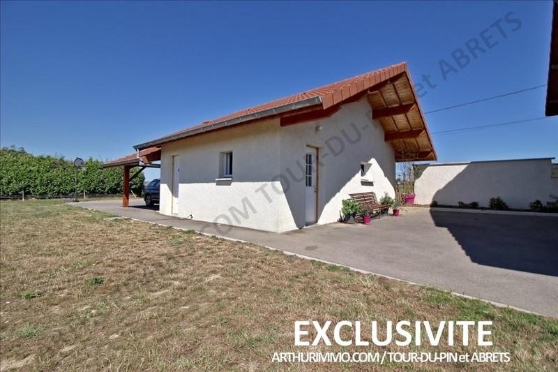 Sale house / villa La tour du pin 227000€ - Picture 11