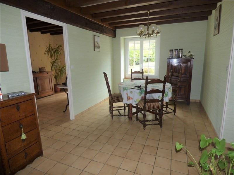 Vente maison / villa Tronget 149000€ - Photo 2
