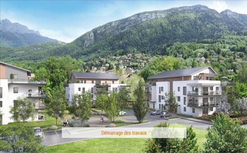Sale apartment Saint jorioz 393000€ - Picture 2