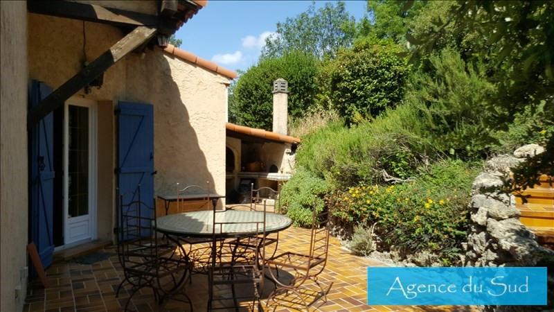 Vente maison / villa Roquevaire 495000€ - Photo 7