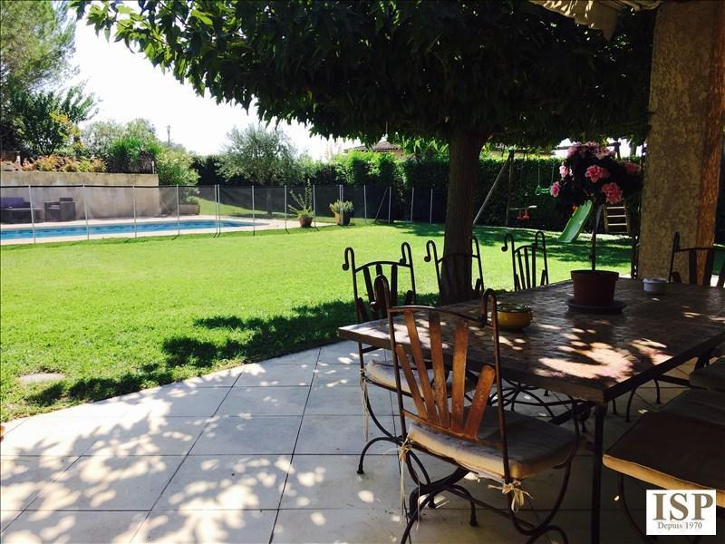 Vente de prestige maison / villa Les milles 655100€ - Photo 5