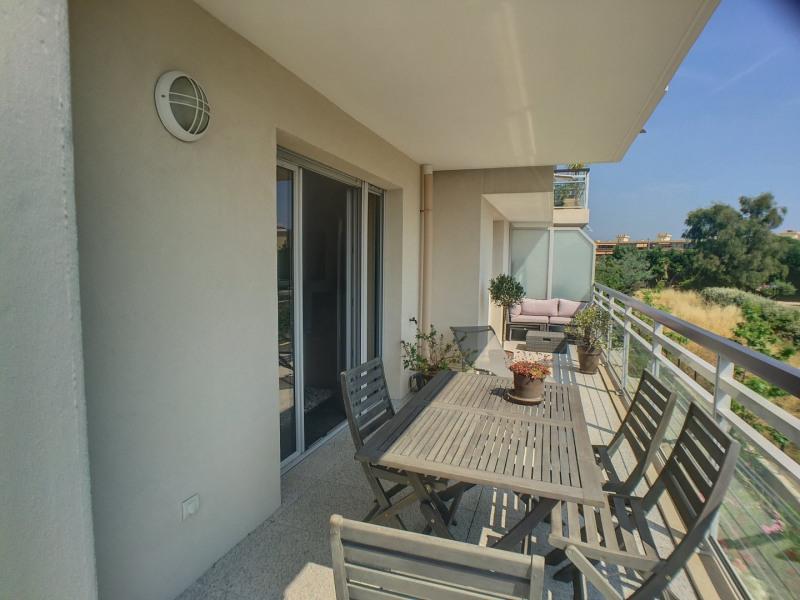 Vente appartement Antibes 347000€ - Photo 1