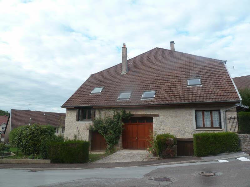 Vente maison / villa Besancon 470000€ - Photo 1