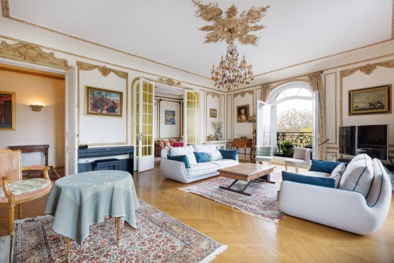 Revenda residencial de prestígio apartamento Paris 16ème 2090000€ - Fotografia 2