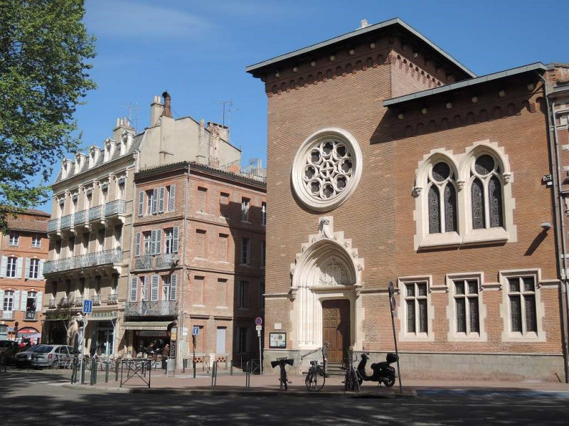 Sale apartment Toulouse 715 000€ - Picture 1