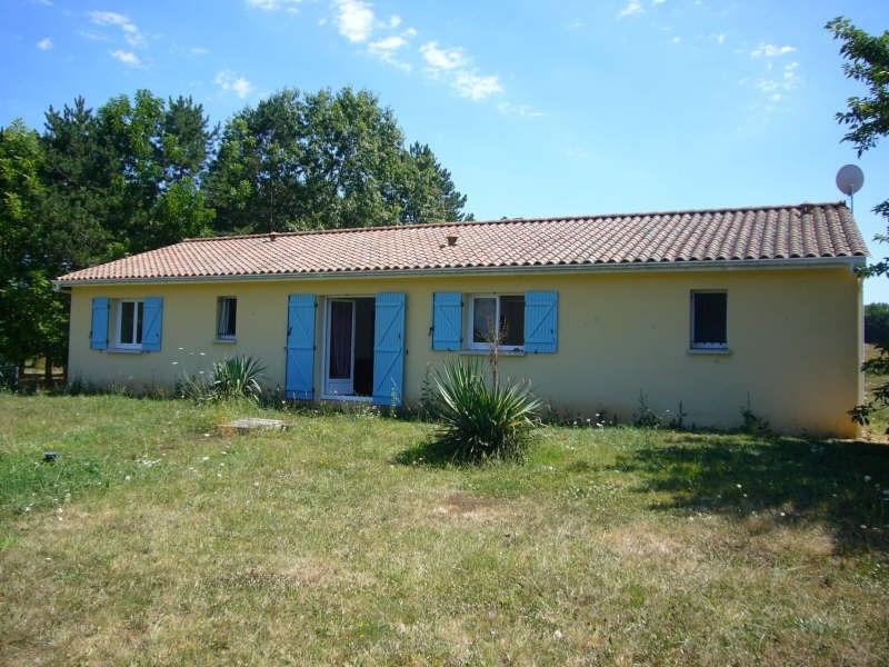 Sale house / villa Condat sur trincou 127900€ - Picture 2