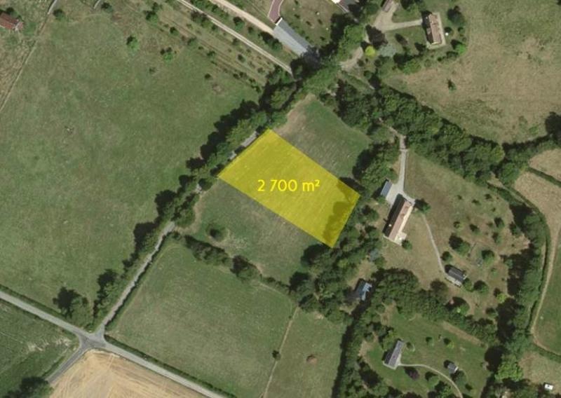 Vente terrain Broglie 21500€ - Photo 3