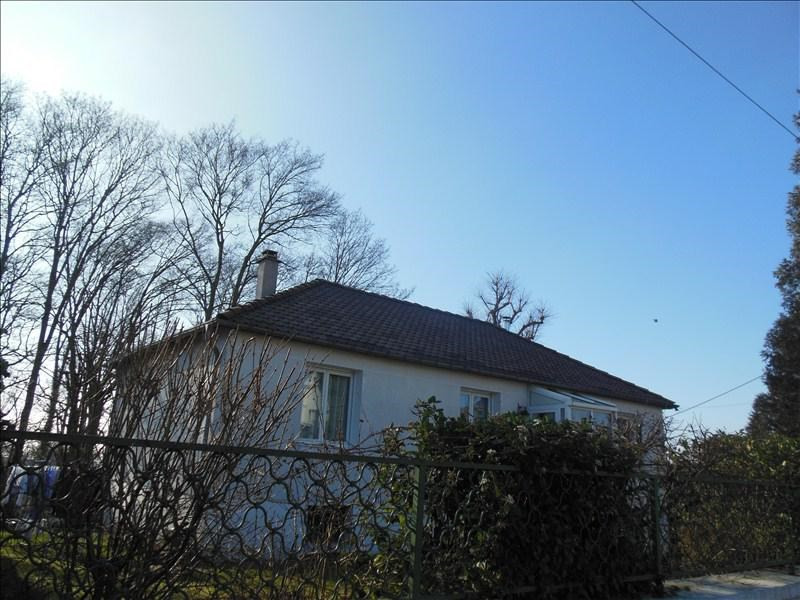 Sale house / villa Bonsecours 254 000€ - Picture 1