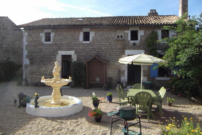 Vente maison / villa Chef boutonne 359000€ - Photo 5