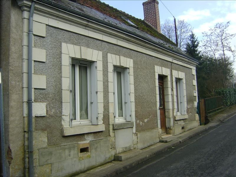 Vente maison / villa Crotelles 107550€ - Photo 1