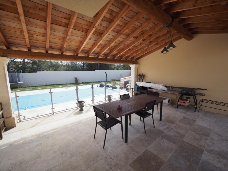 Venta  casa St laurent la vernede 363200€ - Fotografía 2
