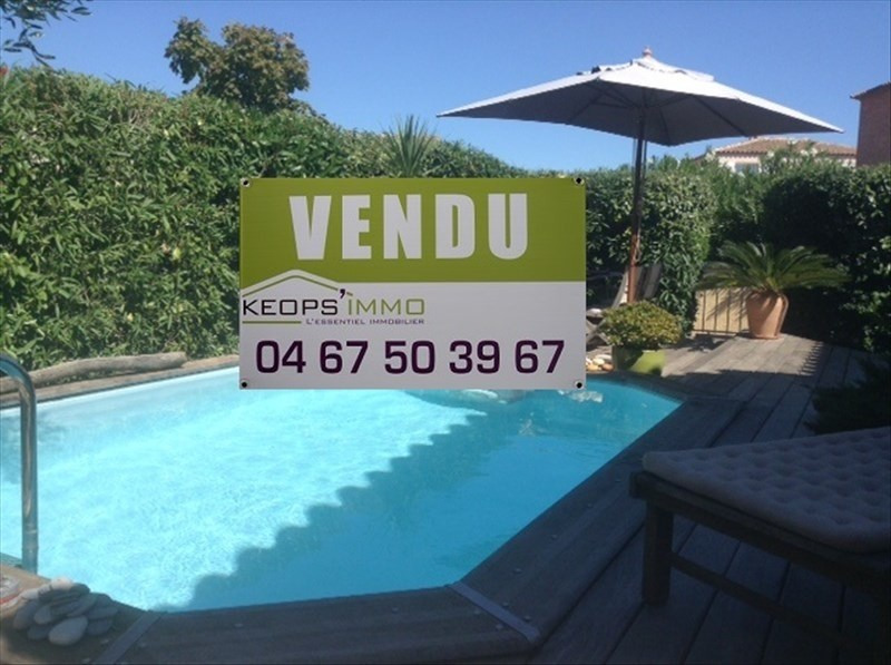 Vente maison / villa Perols 399000€ - Photo 1