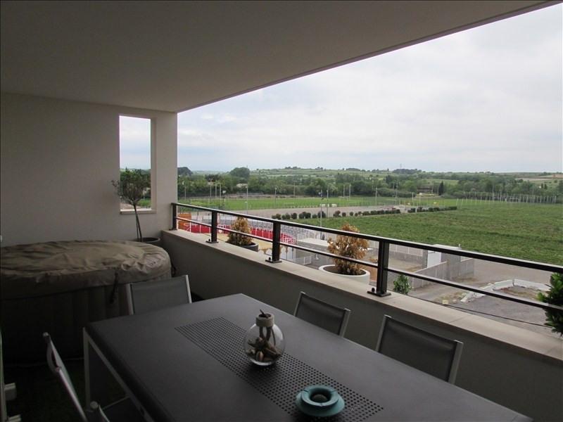 Sale apartment Boujan sur libron 158000€ - Picture 1