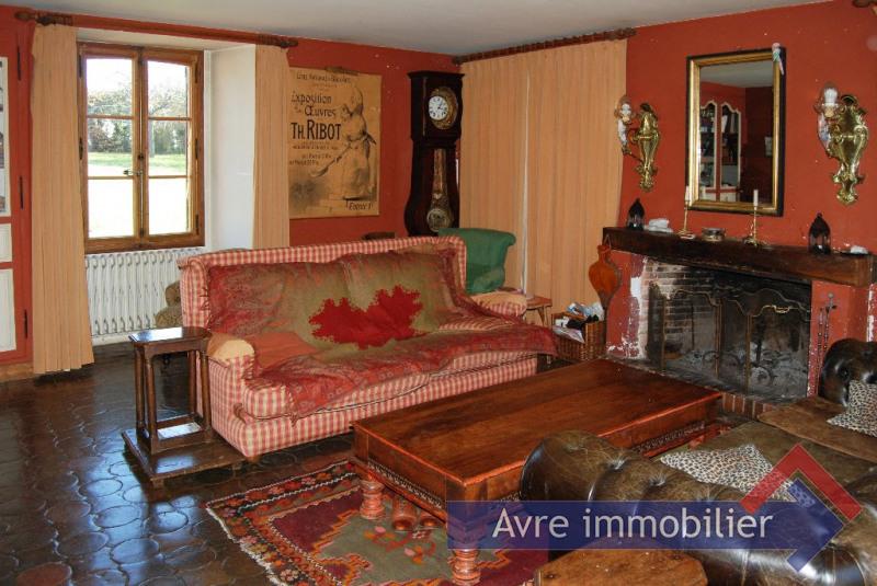 Sale house / villa Verneuil d avre et d iton 312000€ - Picture 4