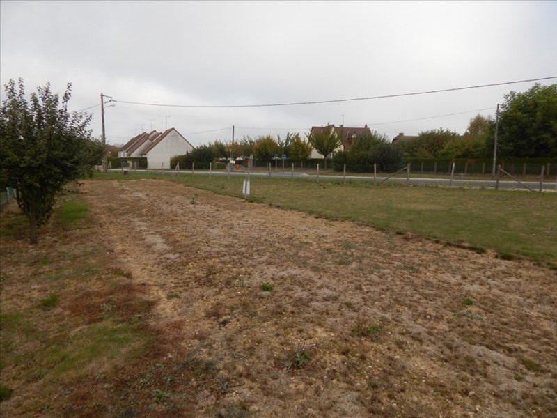 Vente terrain Vendome 42 500€ - Photo 3