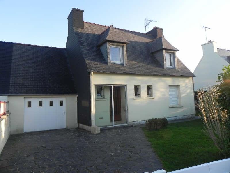 Vente maison / villa Louannec 120692€ - Photo 1