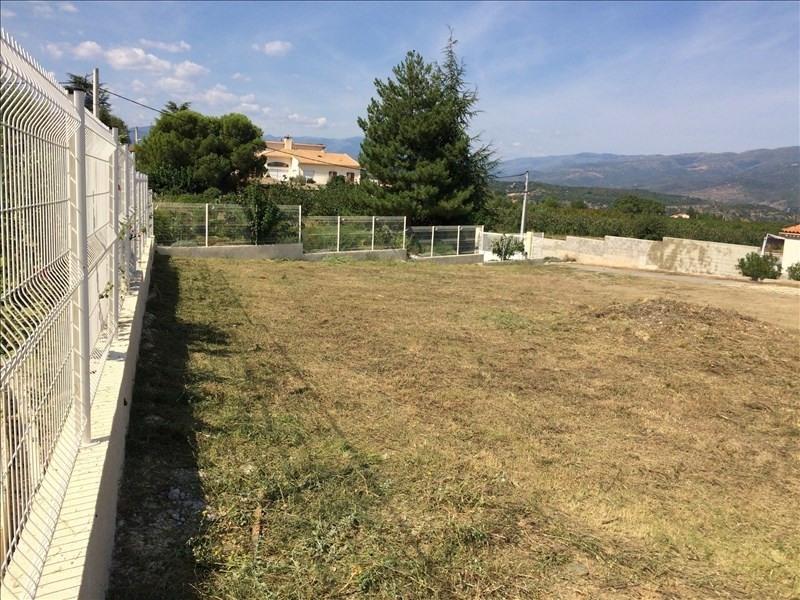 Sale site Vinca 100860€ - Picture 1