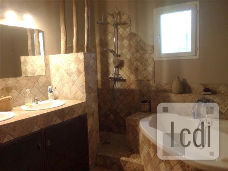 Vente maison / villa Chamaret 329000€ - Photo 4