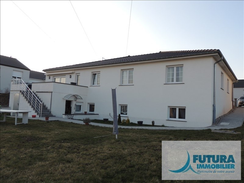 Vente maison / villa Behren les forbach 445000€ - Photo 2