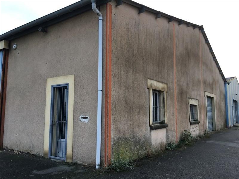 Rental empty room/storage Portet sur garonne 500€ +CH/ HT - Picture 1