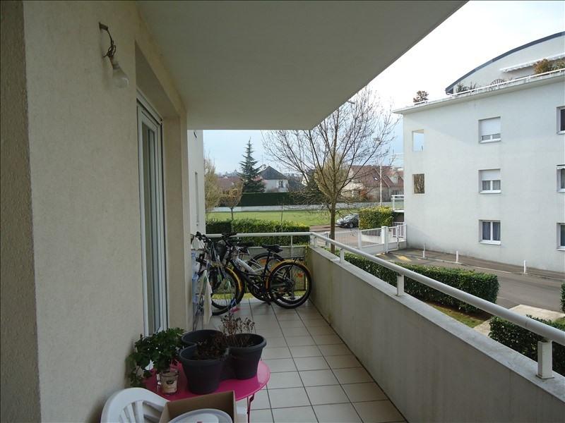 Vente appartement Fontaine les dijon 118000€ - Photo 3