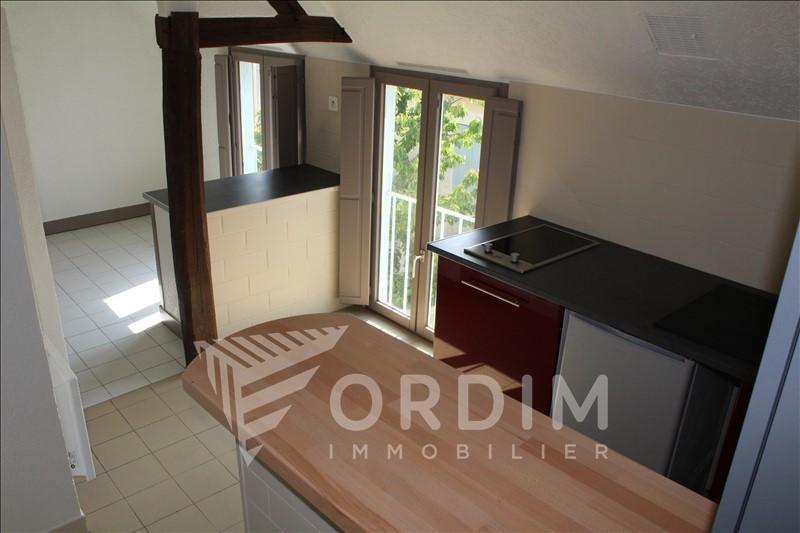 Rental apartment Auxerre 320€ CC - Picture 1
