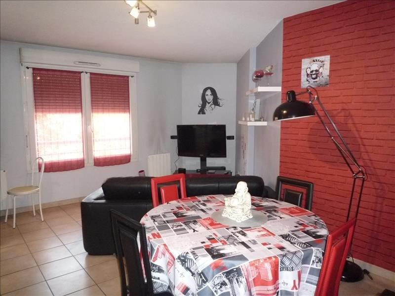 Rental apartment Pont de cheruy 565€ CC - Picture 2