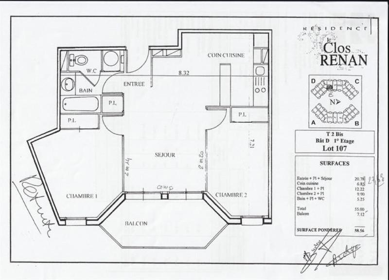 Vente appartement Toulouse 125000€ - Photo 8