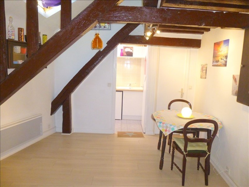 Vente appartement Honfleur 89 500€ - Photo 1