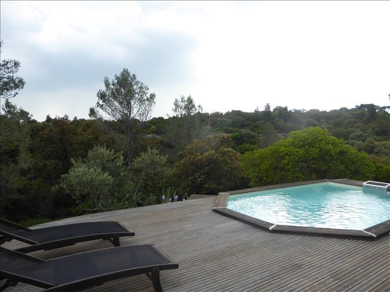 Sale house / villa Nimes 333000€ - Picture 2