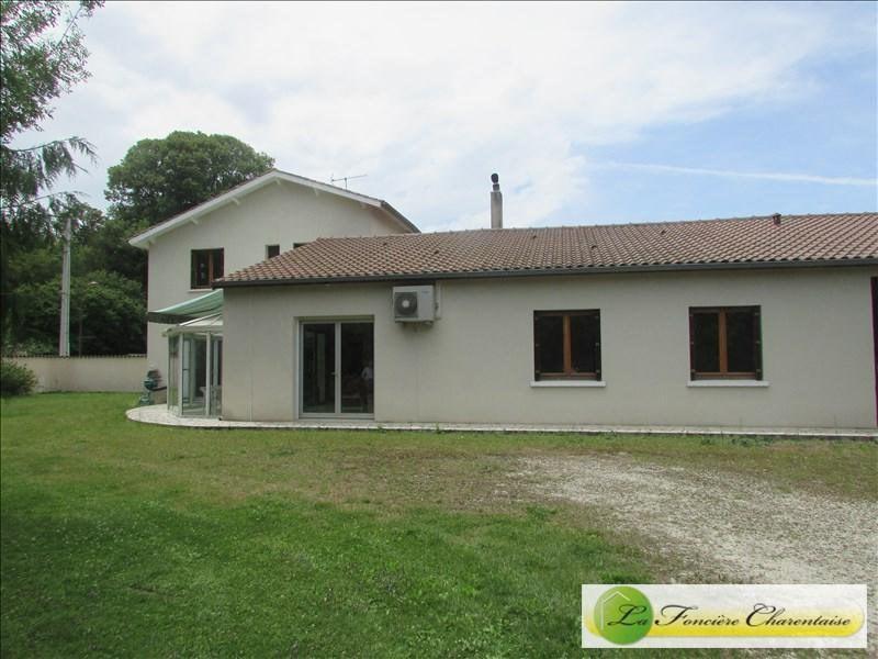 Vente maison / villa Aigre 148000€ - Photo 2