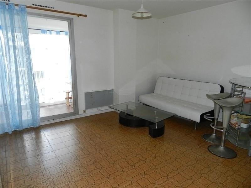 Vente appartement La grande motte 80000€ - Photo 1
