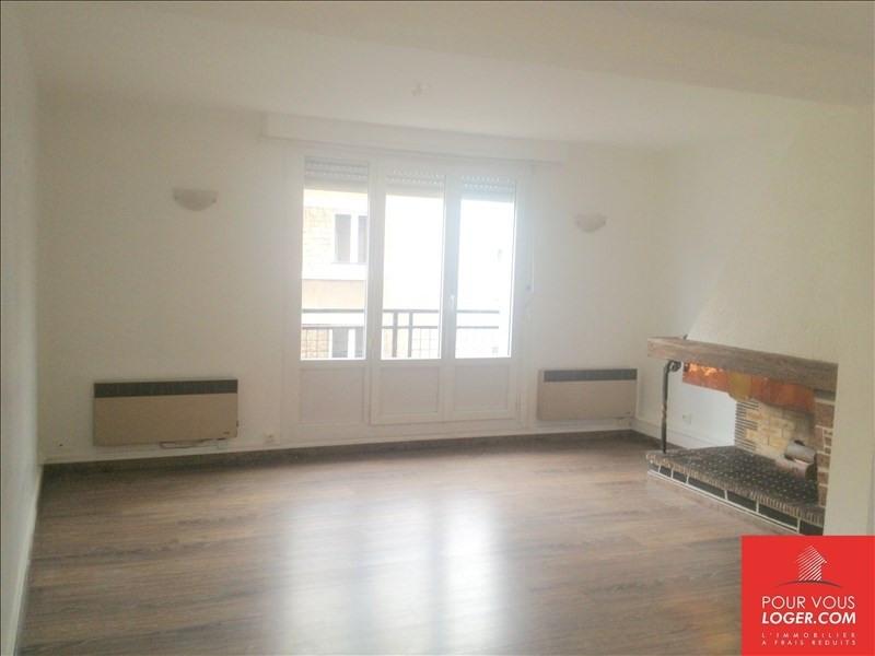 Rental apartment Boulogne sur mer 440€ CC - Picture 1