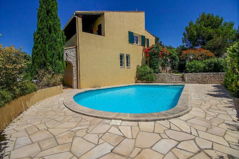 Vente maison / villa Bezouce 399000€ - Photo 1