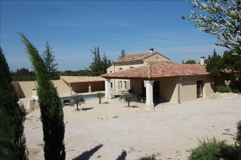 Vente de prestige maison / villa Pernes les fontaines 849000€ - Photo 1
