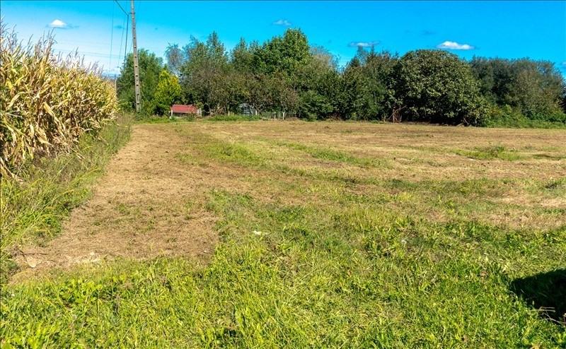 Vente terrain Navailles angos 77000€ - Photo 1