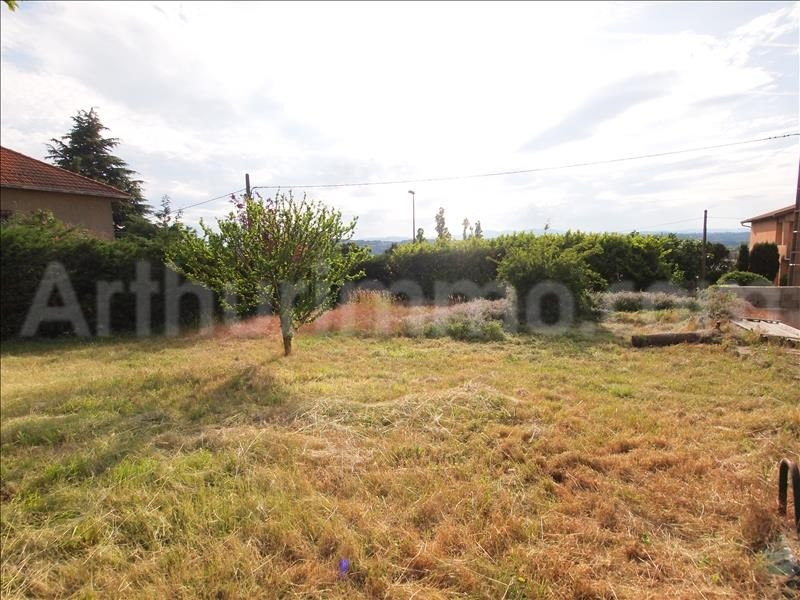 Sale site Ternay 152000€ - Picture 2