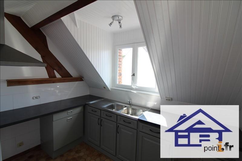Rental apartment Fourqueux 1200€ CC - Picture 2