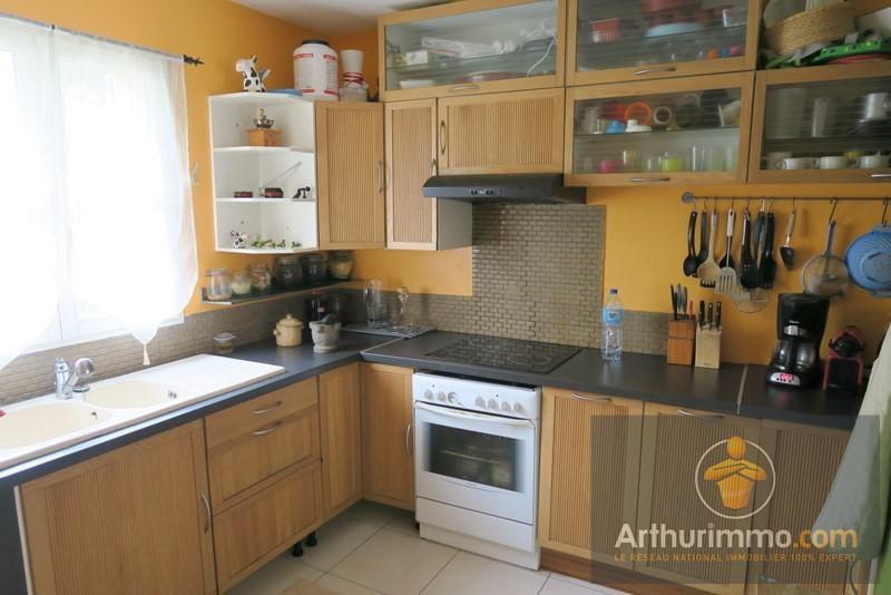 Vente maison / villa Savigny le temple 249500€ - Photo 1