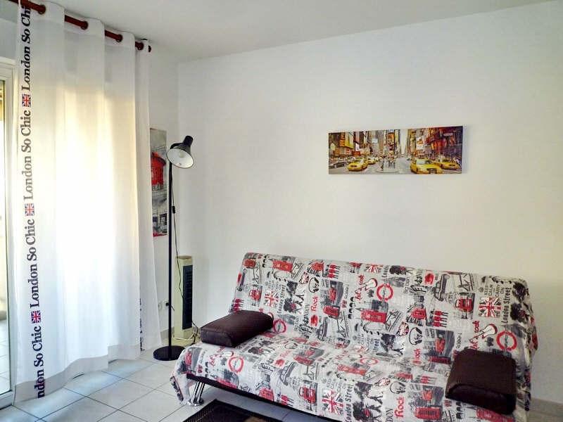 Rental apartment Nice 553€ CC - Picture 6
